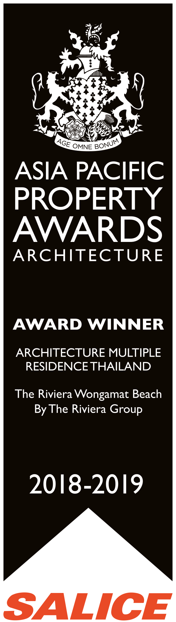 Architecture Multiple Residence Thailand